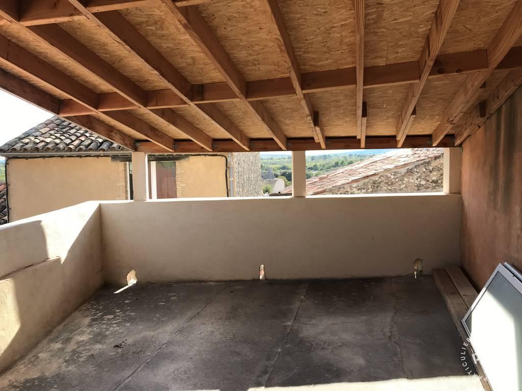 Vente Maison Régusse (83630) 87m² 130.000€