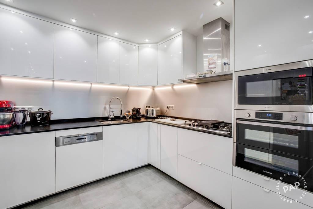 Vente Appartement Paris 16E (75016) 120m² 1.650.000€