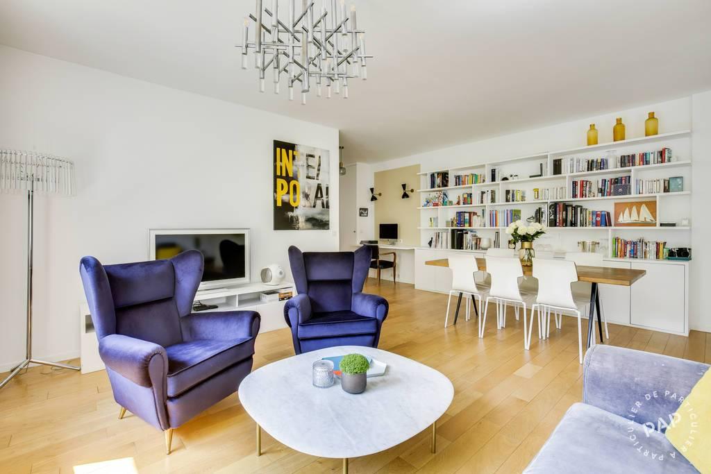 Vente Appartement Paris 16E (75016) 77m² 1.350.000€