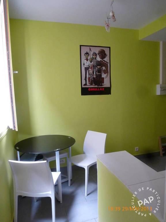 Location Appartement Paris 18E 26m² 900€