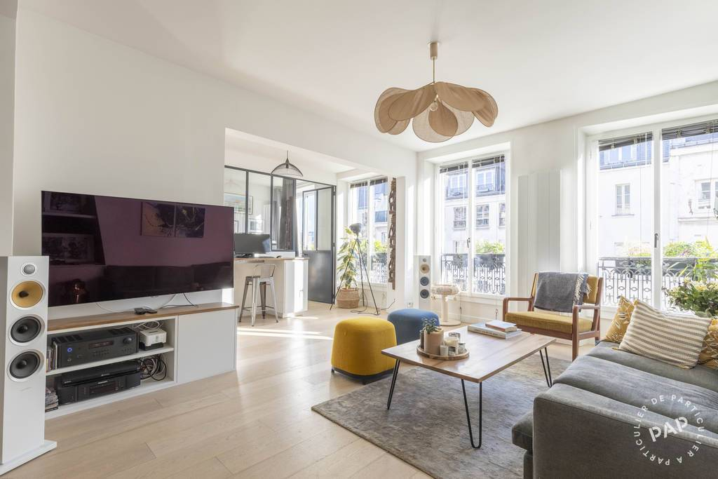 Vente Appartement Paris 1Er (75001) 77m² 1.075.000€