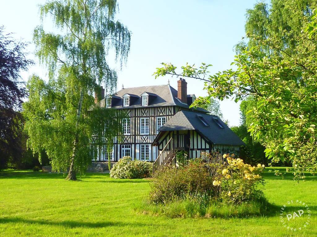 Vente Maison Saint-Christophe-Sur-Condé (27450) 292m² 620.000€