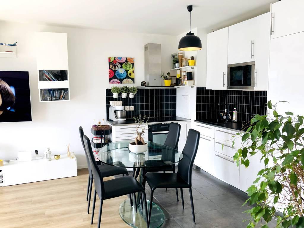 Vente Appartement Ivry-Sur-Seine (94200) 63m² 370.000€