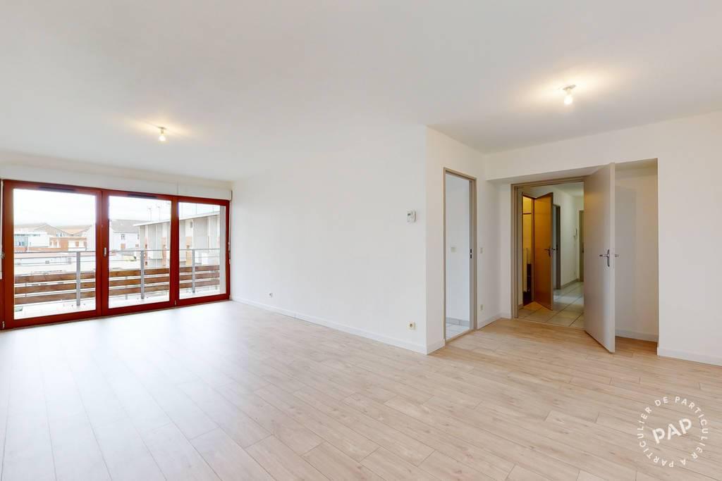 Vente Appartement -Balcon De 17 M2 - Box 72m² 210.000€