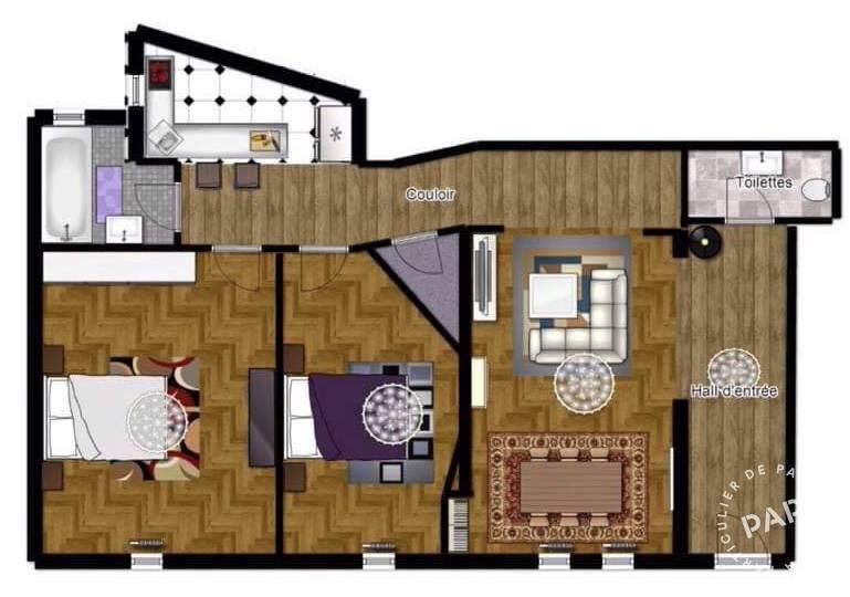 Vente Appartement Paris 16E (75116) 74m² 950.000€