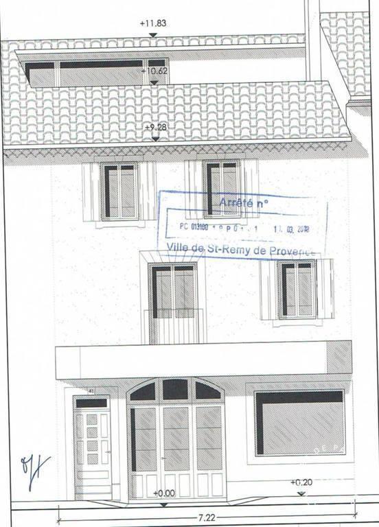 Vente Immeuble Saint-Rémy-De-Provence (13210)  1.440.000€