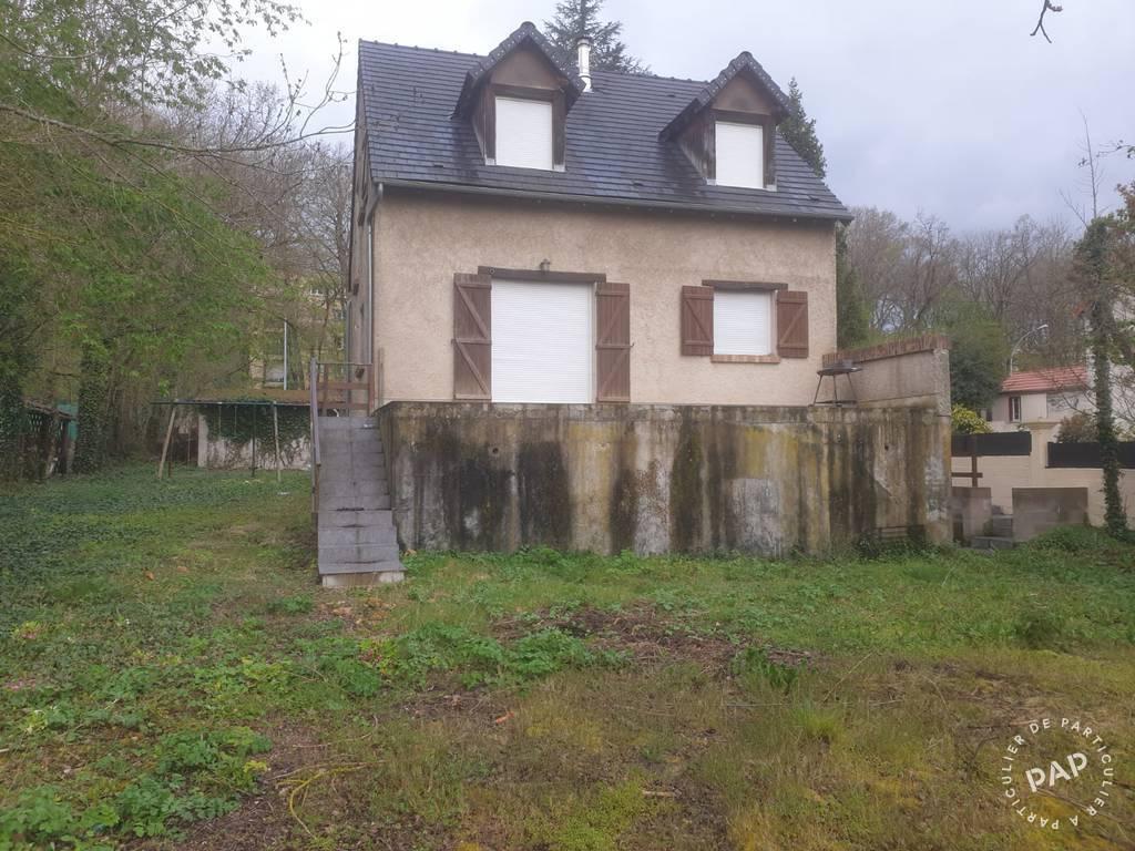Vente Maison Saint-Germain-Lès-Arpajon (91180) 88m² 340.000€