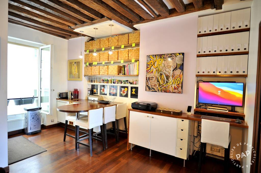 Vente Appartement Paris 6E (75006) 30m² 595.000€