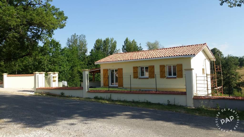 Vente Maison Montesquieu-Guittaut (31230) 80m² 155.000€