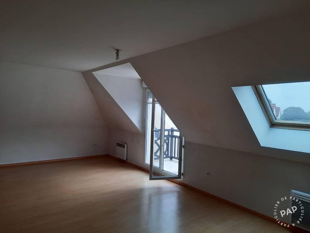 Vente appartement studio Beauvais (60000)