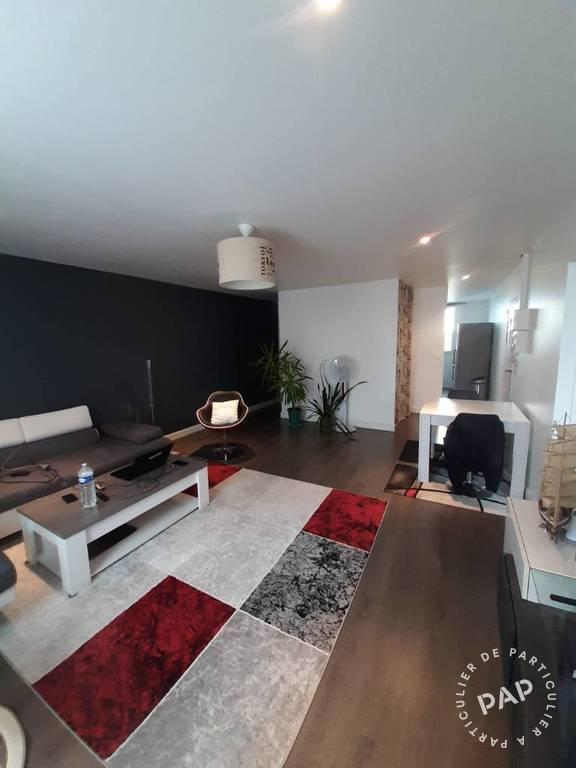 Vente Appartement Pontoise (95300) 58m² 177.000€