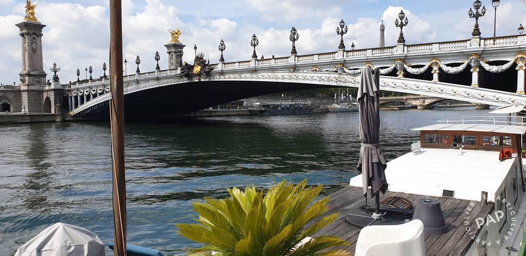 Vente Péniche Paris 8E (75008)  580.000€