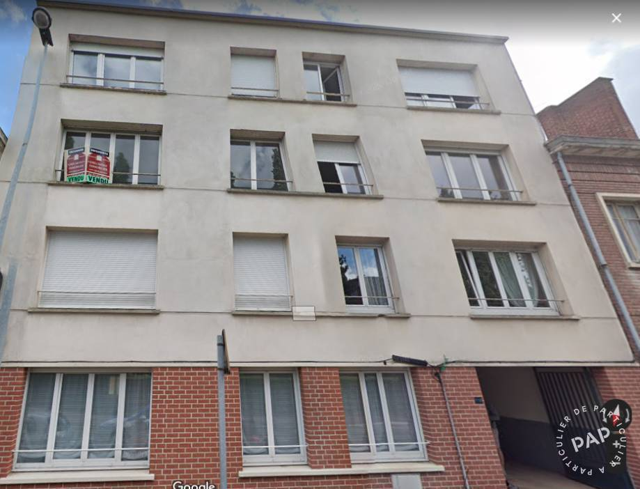 Vente appartement 2 pièces Douai (59500)
