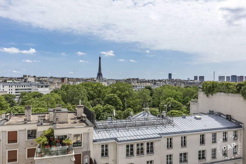 Vente Appartement Paris 16E 120m² 2.195.000€