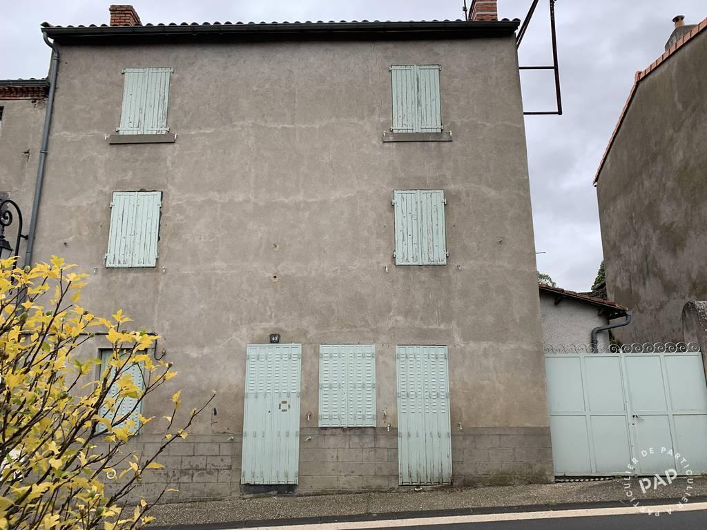 Vente Maison Saint-Saturnin (63450) 200m² 190.000€