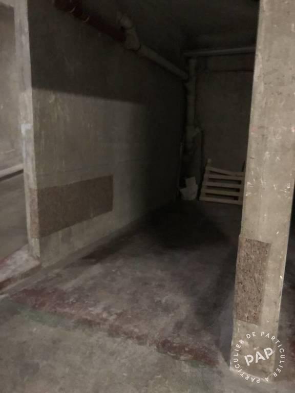 Vente Garage, parking Paris 19E (75019)  15.000€