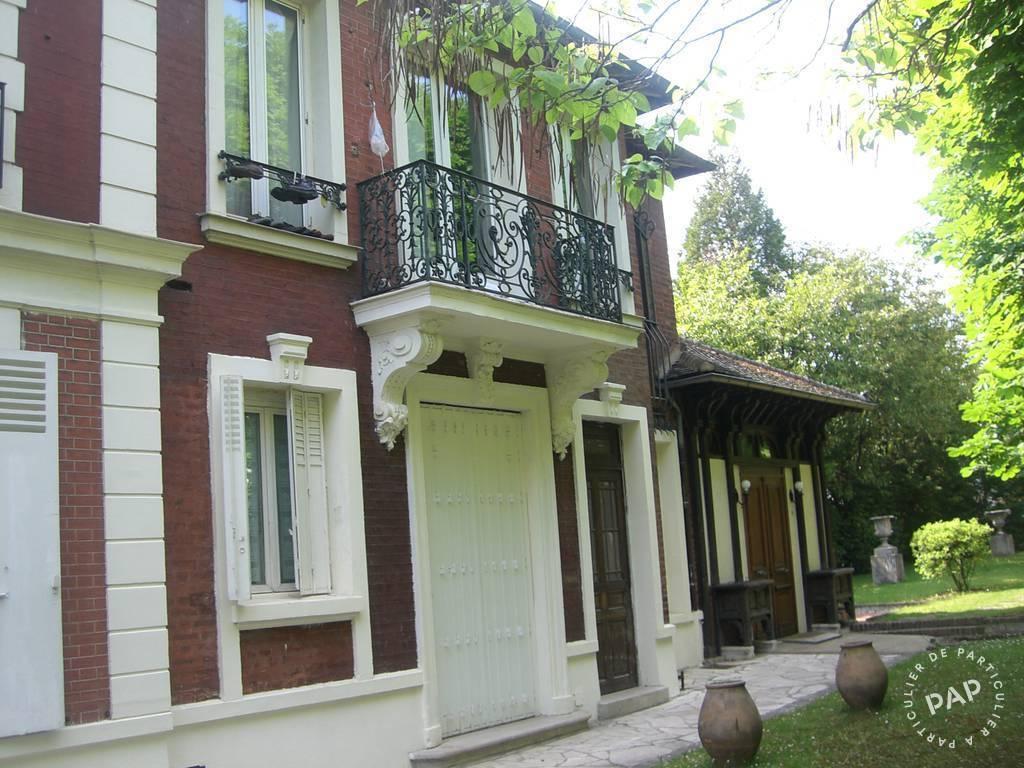 Location Appartement Saint-Cloud (92210) 52m² 1.500€