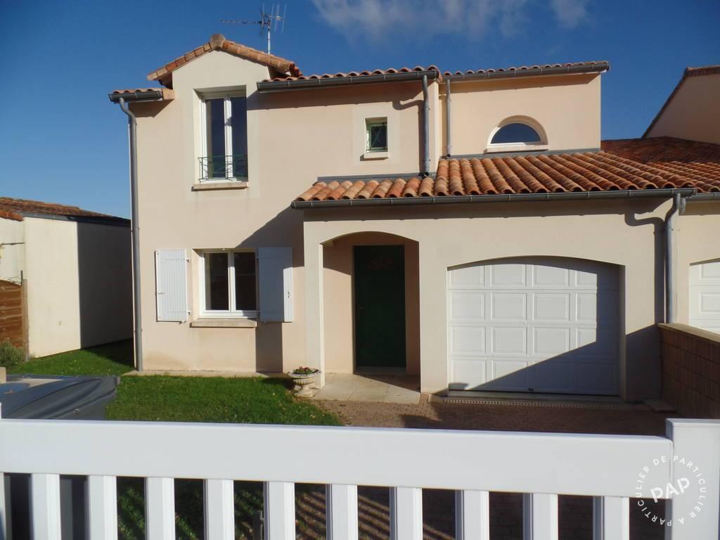 Vente Maison Saint-Benoît (86280) 125m² 247.000€