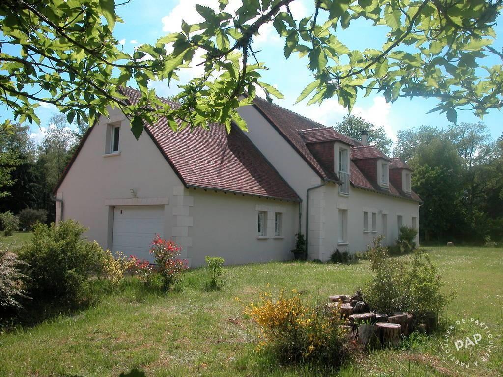 Vente Maison Saint-Martin-Le-Beau (37270)