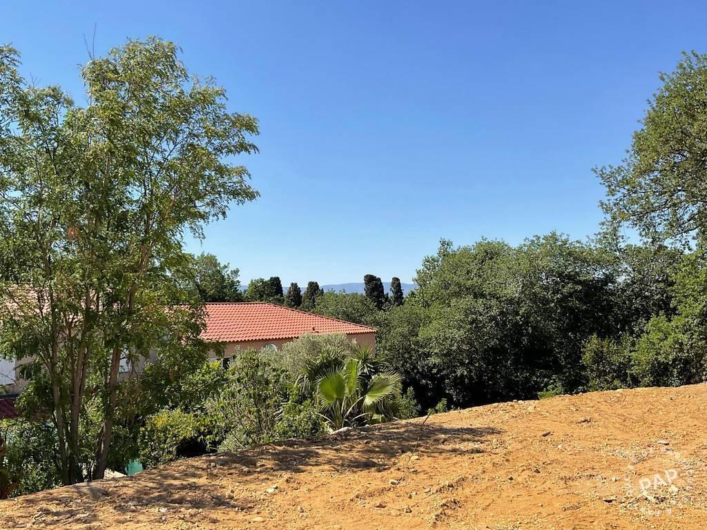Vente Terrain Canet-En-Roussillon (66140)