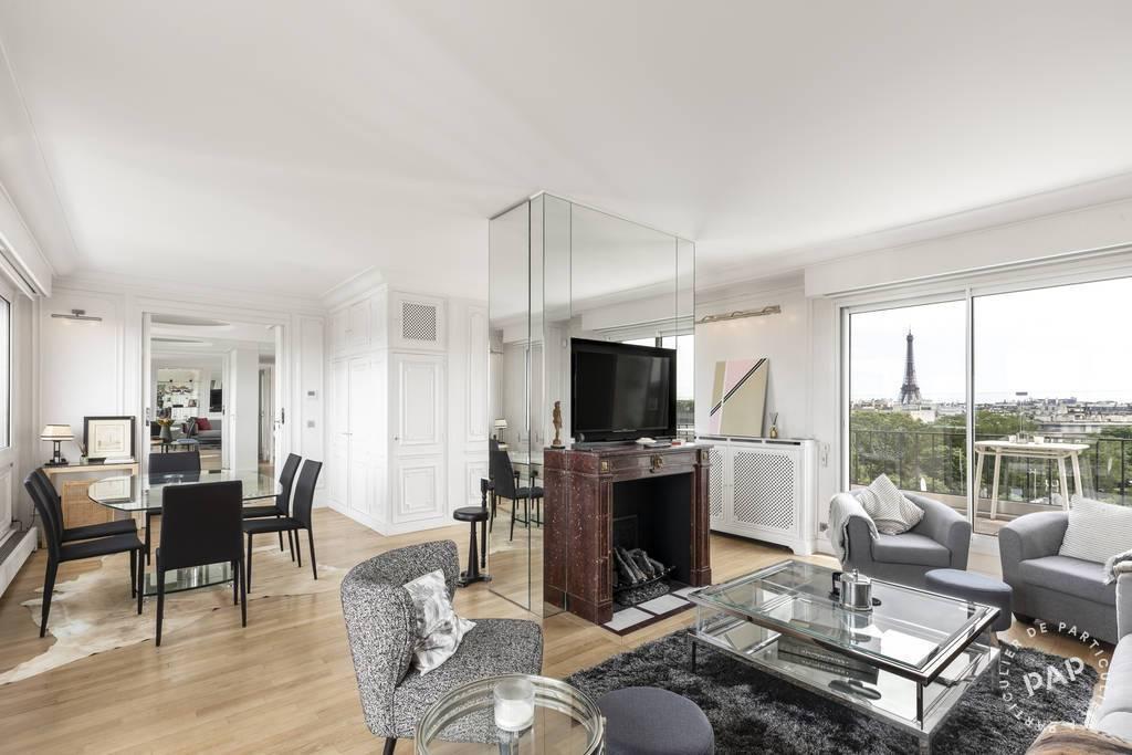 Vente Appartement Paris 16E