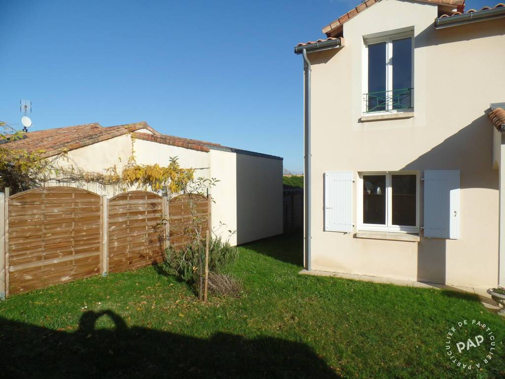 Vente Maison Saint-Benoît (86280)