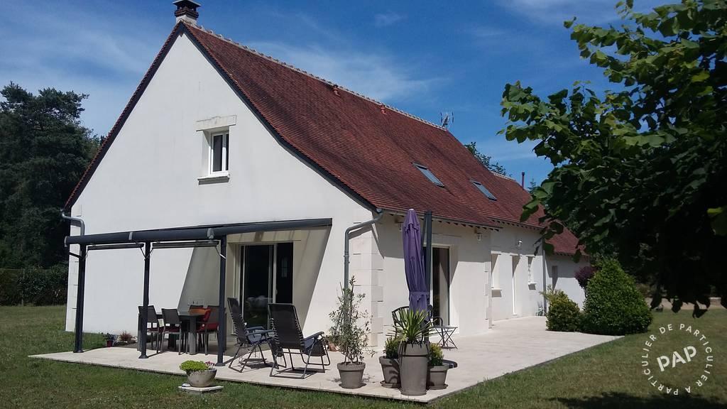 Vente immobilier 530.000€ Saint-Martin-Le-Beau (37270)
