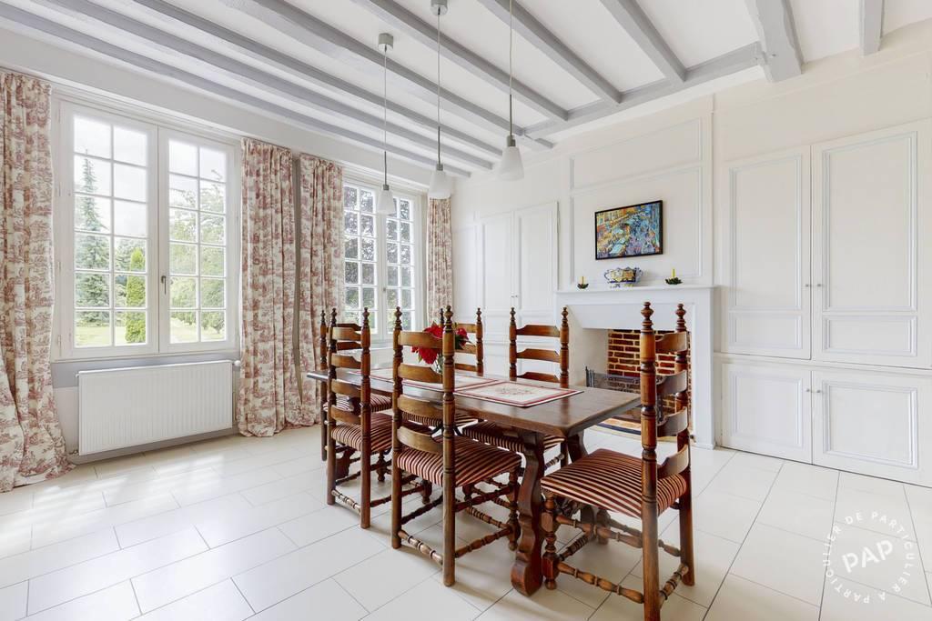 Vente immobilier 620.000€ Saint-Christophe-Sur-Condé (27450)
