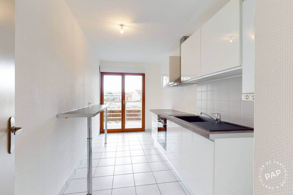 Vente immobilier 210.000€ -Balcon De 17 M2 - Box