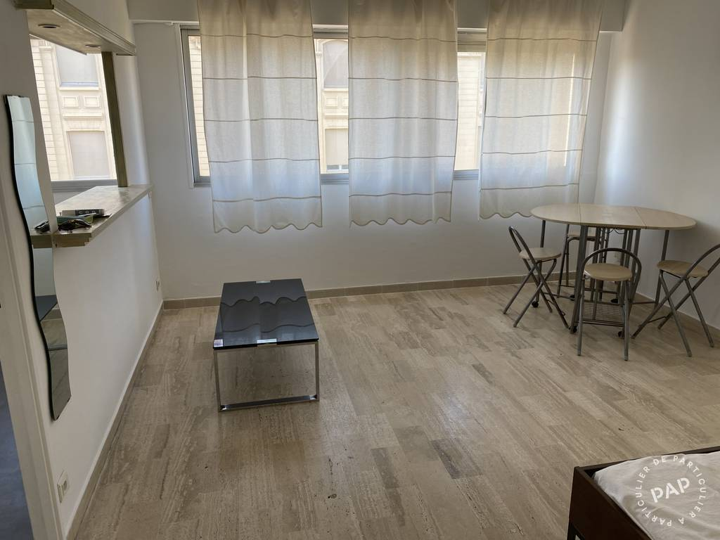 Location immobilier 780€ Cannes (06400)