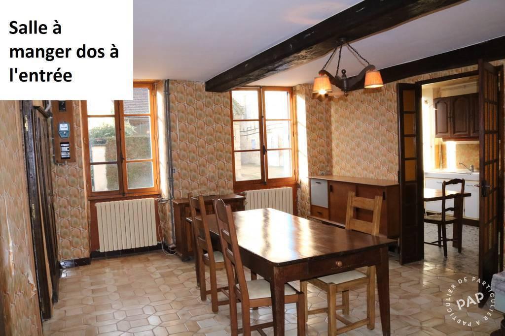 Vente immobilier 105.000€ Argenteuil-Sur-Armançon (89160)
