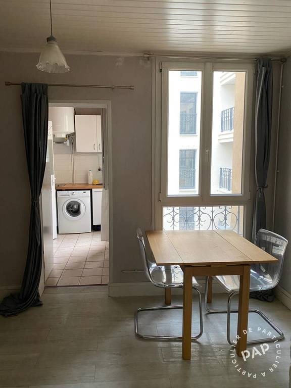Location immobilier 930€ Levallois-Perret (92300)