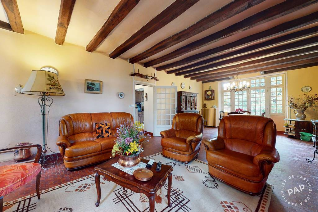 Vente immobilier 320.000€ Le Blanc (36300)