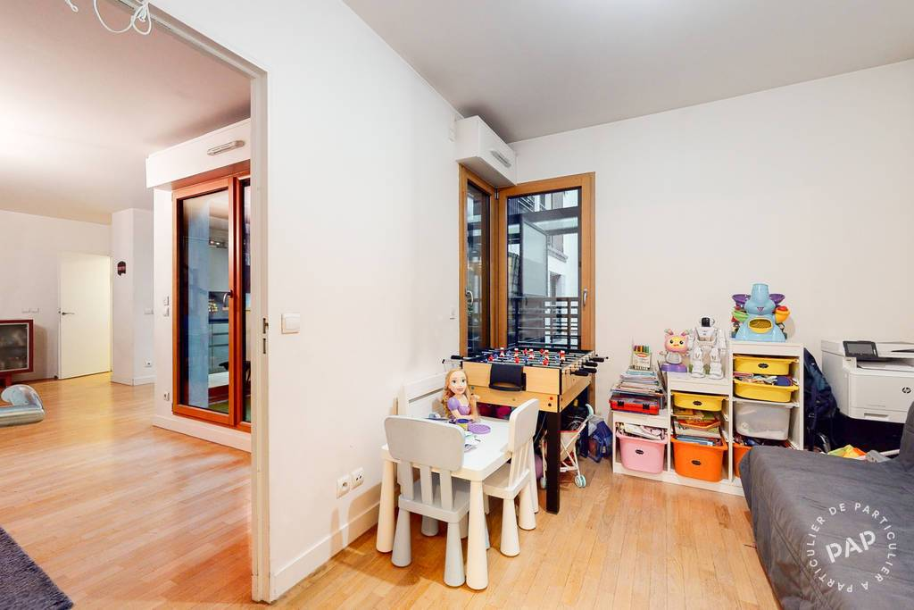 Appartement Paris 19E (75019) 998.000€