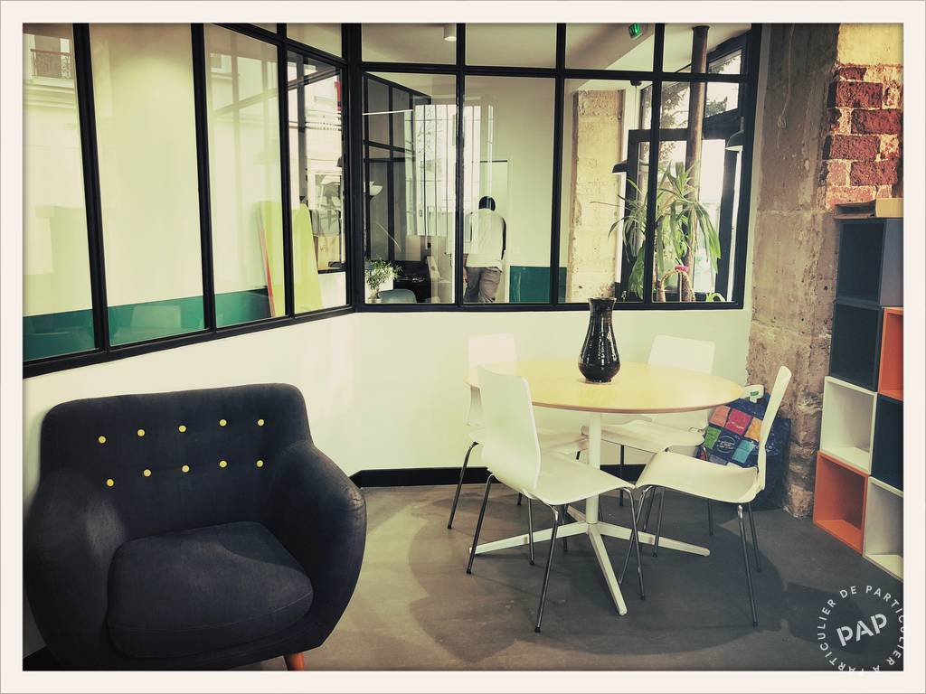 Bureaux, local professionnel Paris 20E (75020) 1.250.000€