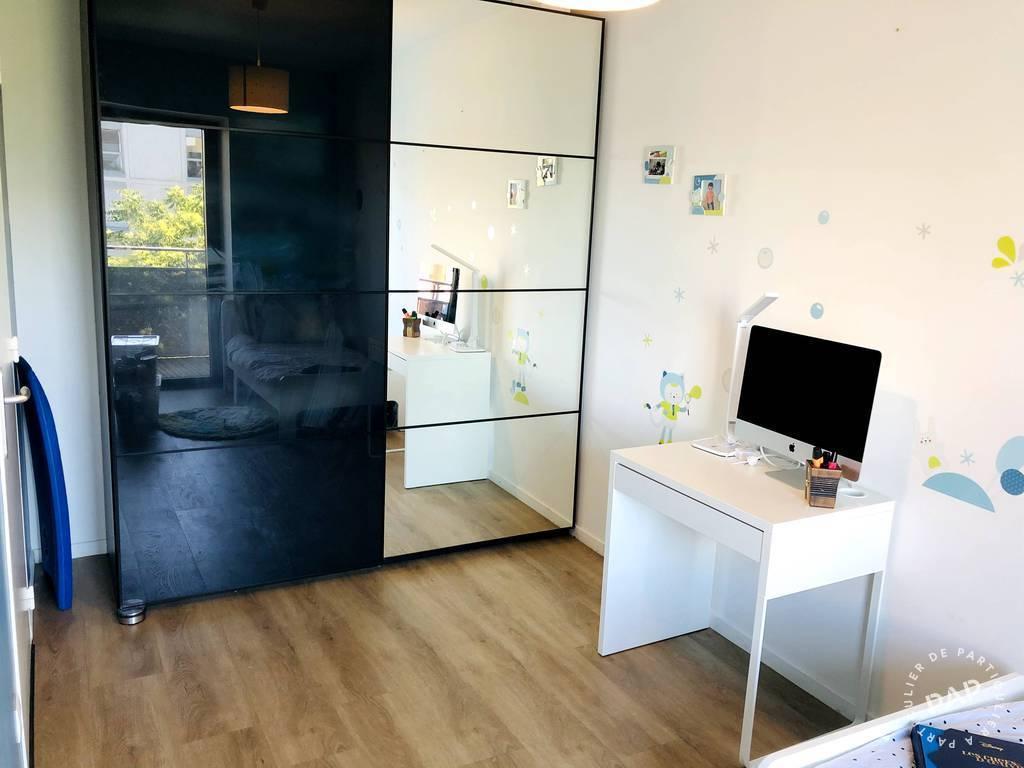 Appartement 370.000€ 63m² Ivry-Sur-Seine (94200)