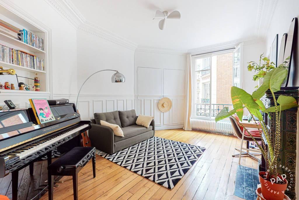 Appartement 945.000€ 75m² Paris 10E (75010)