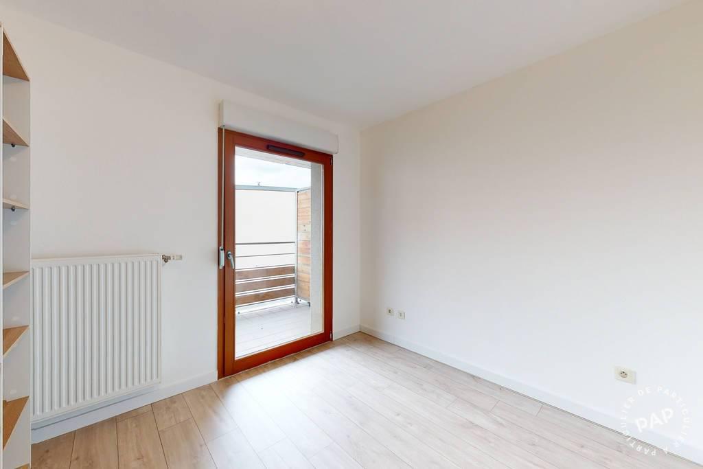 Vente -Balcon De 17 M2 - Box 72m²
