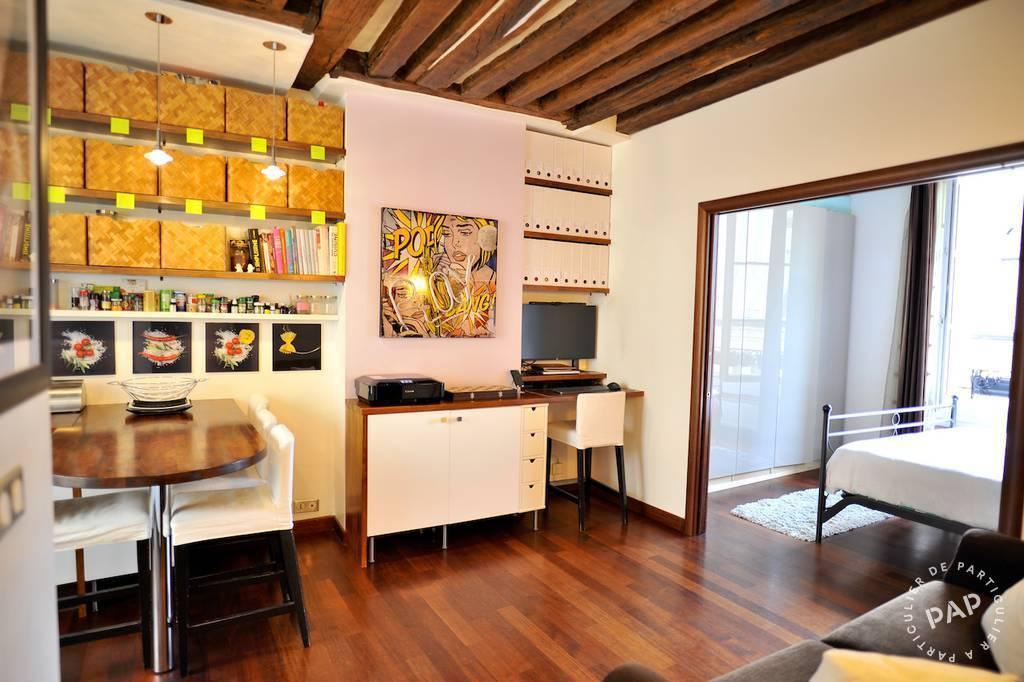 Immobilier Paris 6E (75006) 595.000€ 30m²