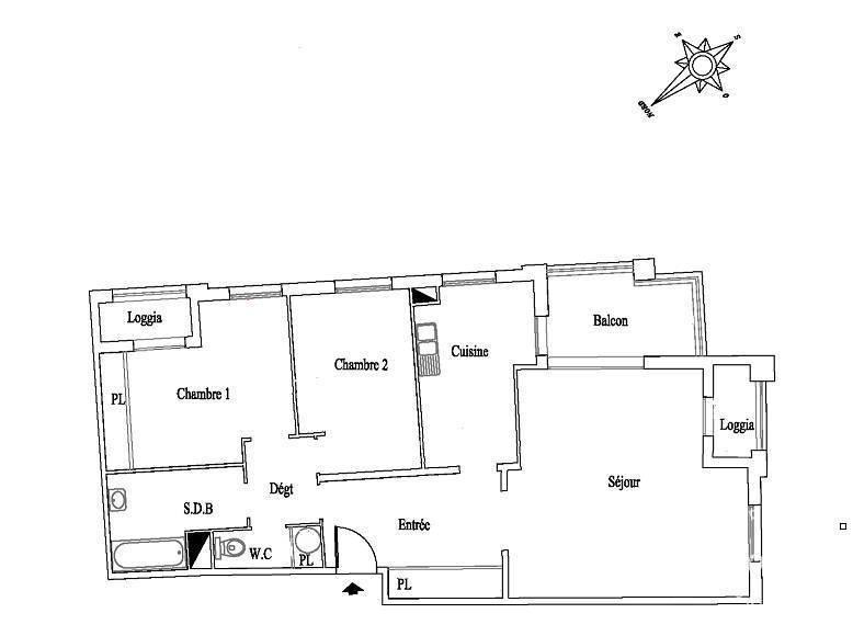 Immobilier Charenton-Le-Pont (94220) 839.000€ 84m²