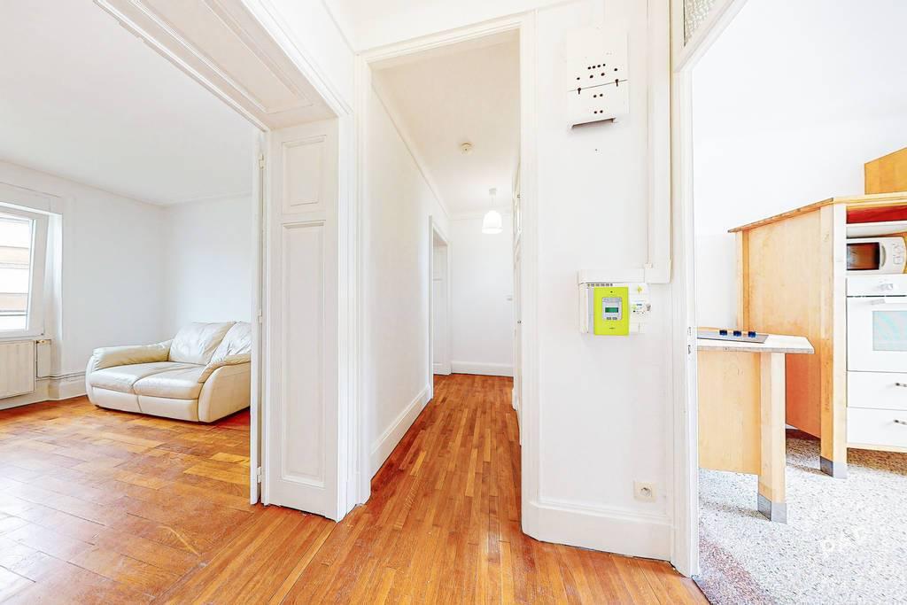 Appartement 59m²