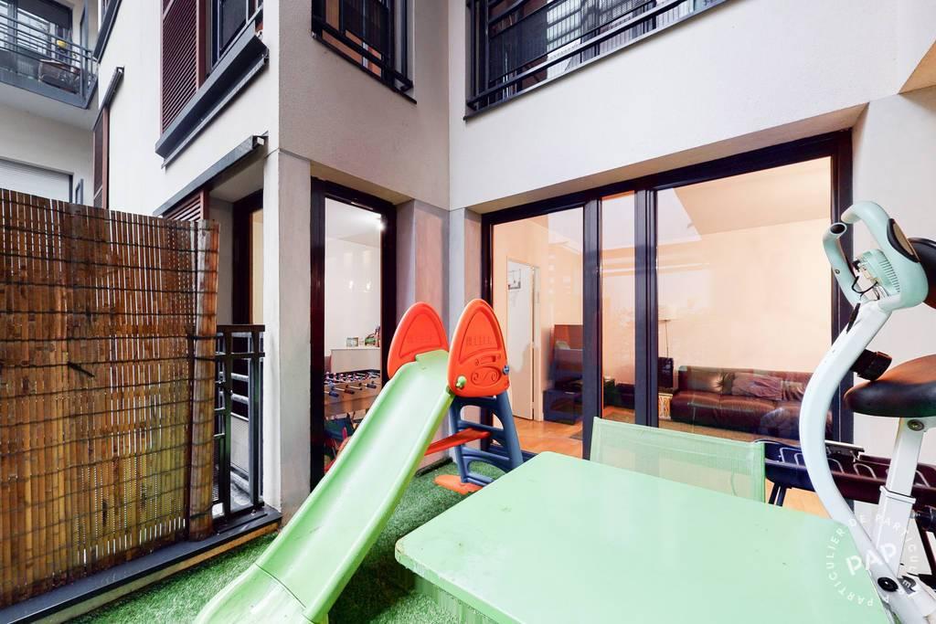 Vente Appartement Paris 19E (75019) 110m² 998.000€