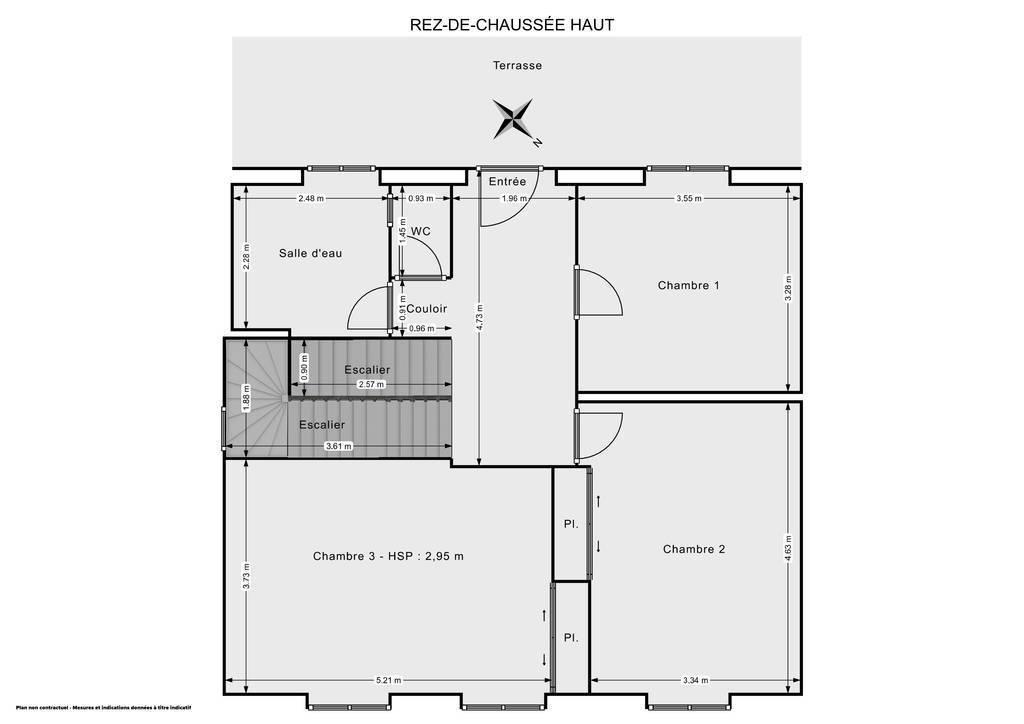 Vente Maison Le Blanc (36300)
