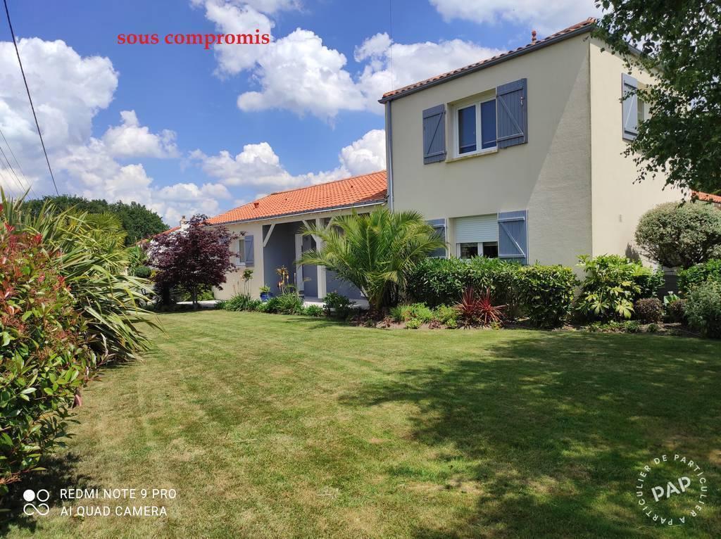 Vente Maison Proche De Nantes, La Chevrolière (44118) 160m² 425.000€