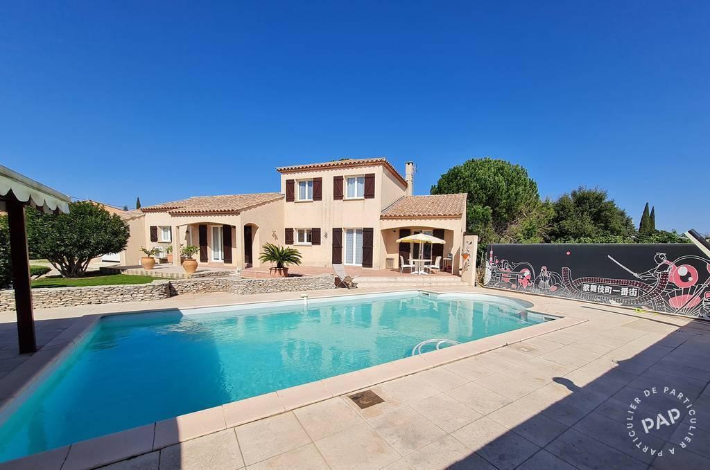 Vente Maison Saint-André-De-Sangonis (34725) 180m² 540.000€