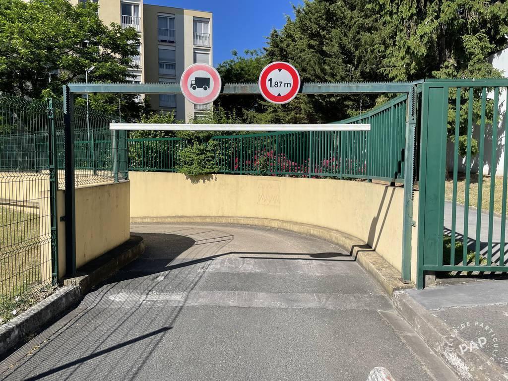 Vente Garage, parking Vitry-Sur-Seine (94400)  33.000€