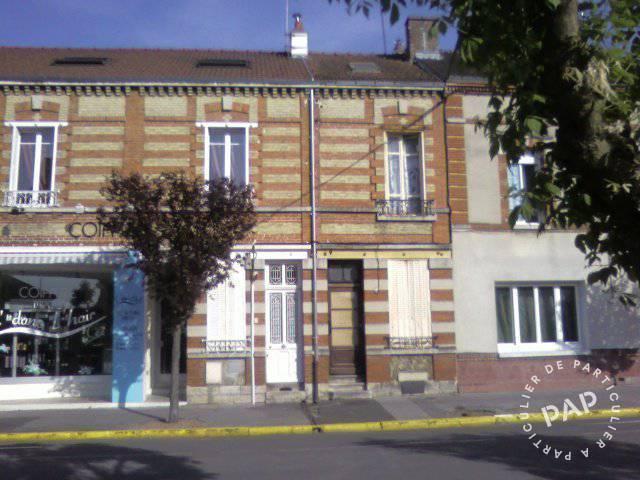Vente Maison Romilly-Sur-Seine (10100) 90m² 114.000€