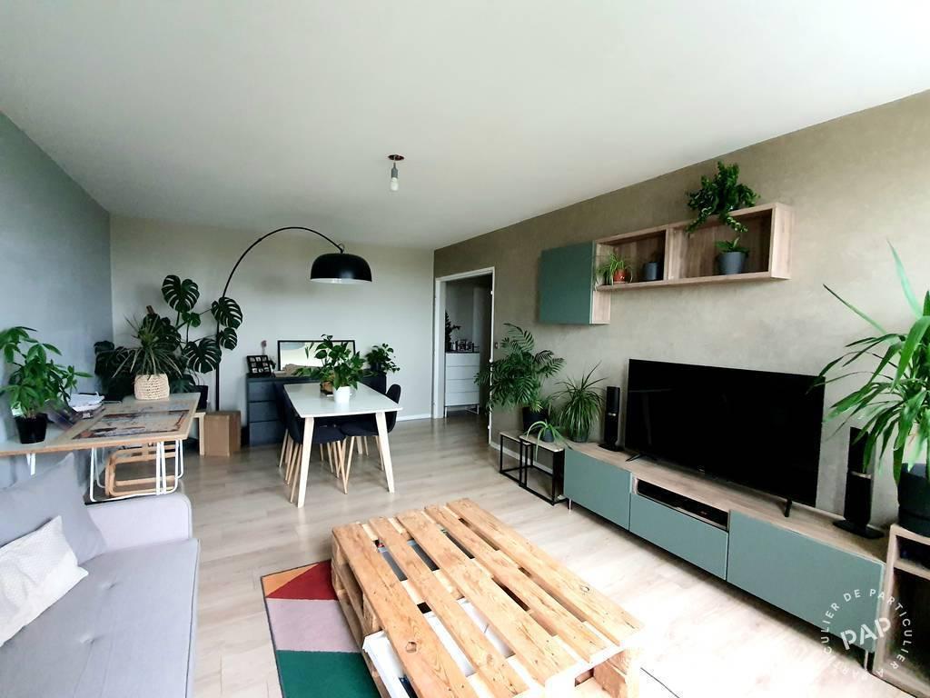 Vente Appartement La Madeleine (59110) 68m² 196.000€