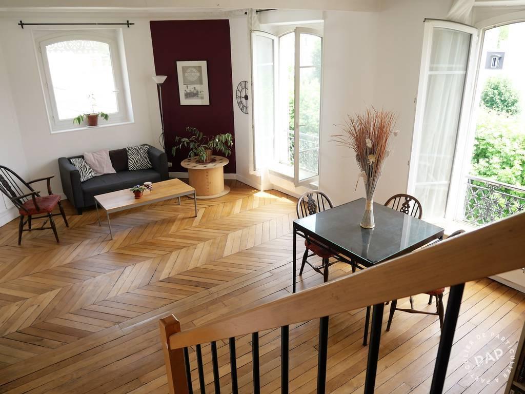 Vente Appartement Saint-Mandé 115m² 1.290.000€