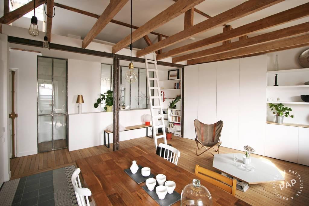 Vente Appartement Paris 18E (75018) 50m² 580.000€